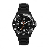 Buy Ice-Watch Black Sili Forever Unisex Watch SI.BK.U.S.09 online