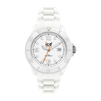 Buy Ice-Watch White Sili Forever Unisex Watch SI.WE.U.S.09 online