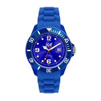 Buy Ice-Watch Blue Sili Forever Unisex Watch SI.BE.U.S.09 online