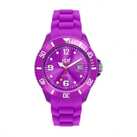 Buy Ice-Watch Purple Sili Forever Unisex Watch SI.PE.U.S.09 online