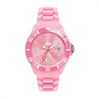 Buy Ice-Watch Pink Sili Forever Unisex Watch SI.PK.U.S.09 online