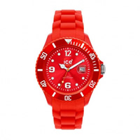 Buy Ice-Watch Red Sili Forever Unisex Watch SI.RD.U.S.09 online