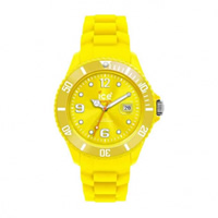 Buy Ice-Watch Yellow Sili Forever Unisex Watch SI.YW.U.S.09 online