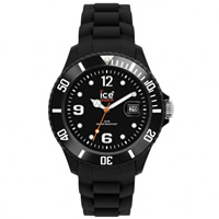 Buy Ice-Watch Black Sili Forever Big Watch SI.BK.B.S.09 online