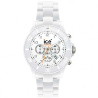 Buy Ice-Watch White Chrono Big Watch CH.WE.B.P.09 online