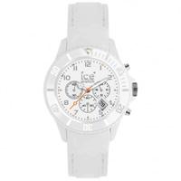 Buy Ice-Watch White Ice Chrono Matte Big Watch CHM.WE.B.S.12 online