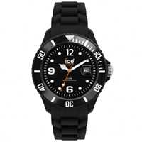 Buy Ice-Watch Black Sili Forever Big Big Watch SI.BK.BB.S.11 online