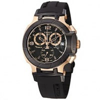 Buy Tissot Watches T048.417.27.057.06 Black Chronograph Mens Watch online