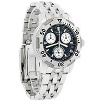 Buy Tissot Watches T17.1.486.53 Silver Chronograph Mens Watch online