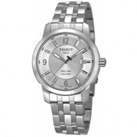 Buy Tissot Watches T014.410.11.037.00 Silver Gents Watch online