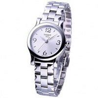 Buy Tissot Watches T028.210.11.037.00 Silver Stainless Steel Womens Watch online