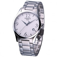 Buy Tissot Watches T028.410.11.037.00 Silver Stainless Steel Mens Watch online