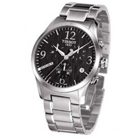 Buy Tissot Watches T028.417.11.057.00 Silver Stainless Steel Mens Watch online