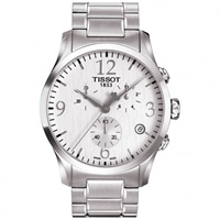 Buy Tissot Watches T028.417.11.037.00 Silver Stainless Steel Mens Watch online