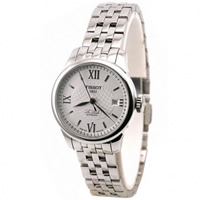 Buy Tissot Watches T41.1.183.33 Silver Ladies Automatic Watch online