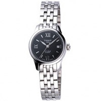 Buy Tissot Watches T41.1.183.53 Silver Ladies Automatic Watch online