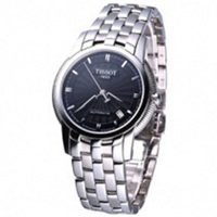 Buy Tissot Watches T97.1.483.51 Silver Gents Automatic Watch online