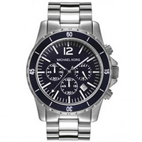 Buy Michael Kors Watches Chronograph Silver Watch MK8123 online