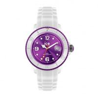 Buy Ice-Watch  White-purple Ice White Unisex Watch SI.WV.U.S.11 online