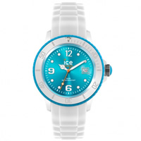 Buy Ice-Watch White-turquoise Ice White Big Watch SI.WT.B.S.11 online