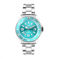 Buy Ice-Watch Ice-Pure Turquoise Unisex PU.TE.U.P.12 online
