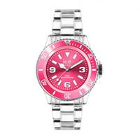 Buy Ice-Watch Ice-Pure Pink Unisex PU.PK.U.P.12 online
