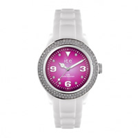 Buy Ice-Watch Ice Pink Stone White Shine Unisex Watch IPK.ST.WSH.U.S.12 online