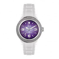 Buy Ice-Watch Ice Purple Stone White Shine Unisex Watch IPE.ST.WSH.U.S.12 online