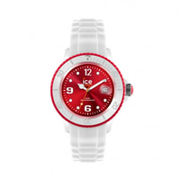 Buy Ice-Watch White-red Ice White Small Watch SI.WD.S.S.11 online