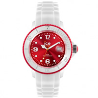 Buy Ice-Watch White-red Ice White Big Watch SI.WD.B.S.11 online