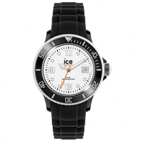 Buy Ice-Watch Black-White Ice White Big Watch SI.BW.B.S.11 online
