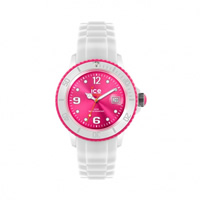 Buy Ice-Watch White-pink Ice White Small Watch SI.WP.S.S.11 online