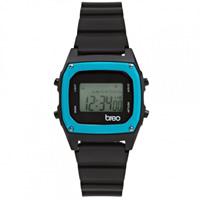 Buy Breo Watches B-TI-BIN74 Binary Black and Blue Digital Watch online