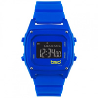 Buy Breo Watches B-TI-BIN4-R Binary Blue Digital Watch online