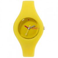 Buy Breo Watches Curve Yellow Watch B-TI-CRV6 online