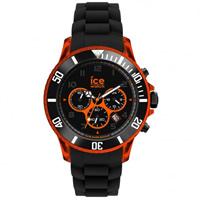Buy Ice-Watch Chrono Electrik Black and Orange Watch CH.KOE.BB.S.12 online