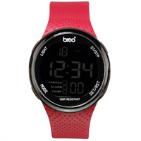 Buy Breo Watches Red Digital Trak Watch B-TI-TRK10 online