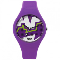 Buy Breo Watches Classic Zap Purple Watch B-TI-CLCZ2 online