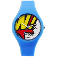 Buy Breo Watches Classic Pow Blue Watch B-TI-CLCP4 online