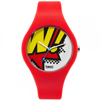Buy Breo Watches Classic Pow Red Watch B-TI-CLCP10 online
