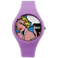 Buy Breo Watches Classic Marilyn Purple Watch B-TI-CLCM2 online