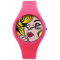 Buy Breo Watches Classic Pop Art Baby Pink Watch B-TI-CLCA3 online