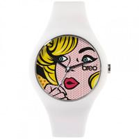 Buy Breo Watches Classic Pop Art White Watch B-TI-CLCA8 online
