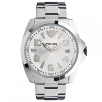 Buy Police Watches PL12157JS-04MC Sovereign Mens Silver Watch online