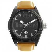 Buy Timberland Watches 13329JSB-02 Back Bay mens tan leather watch online