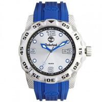 Buy Timberland Watches 13317JS-04 Belknap Mens Blue Rubber Watch online