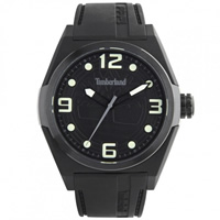 Buy Timberland Watches 13328JPB-02A Radler Mens Black Silicone strap Watch online