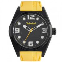 Buy Timberland Watches 13328JPB-02 Radler Mens Yellow Silicone strap Watch online