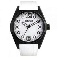 Buy Timberland Watches 13328JPB-01 Radler Mens White Silicone strap Watch online