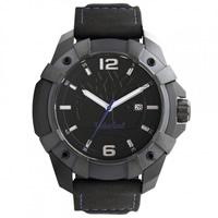 Buy Timberland Watches 13326JPBNS-02 Chocorua Mens Black Leather strap Watch online